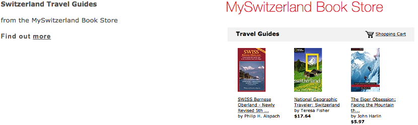 MySwitzerland Travel Guides