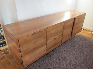 Sideboard Woodhouse Carpentry