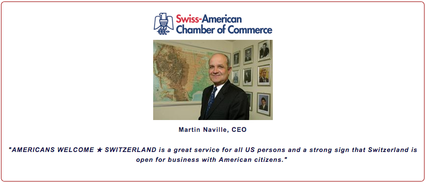 Swiss American Chamber of Commerce