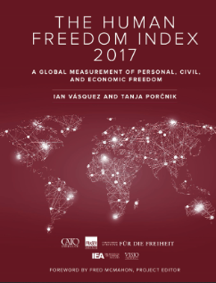 The HUman Freedom Index 2017