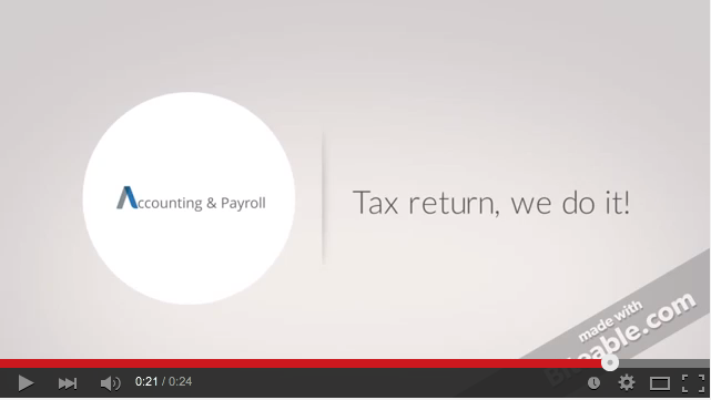 Accounting and Payroll video